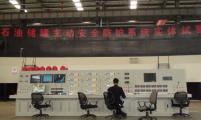 大型石油储罐主动安全防护系统实体试验装置